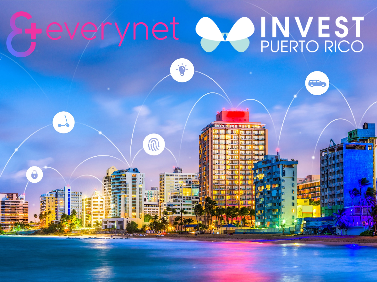 Everynet BV collaborates with Invest Puerto Rico on IoT network integration launch