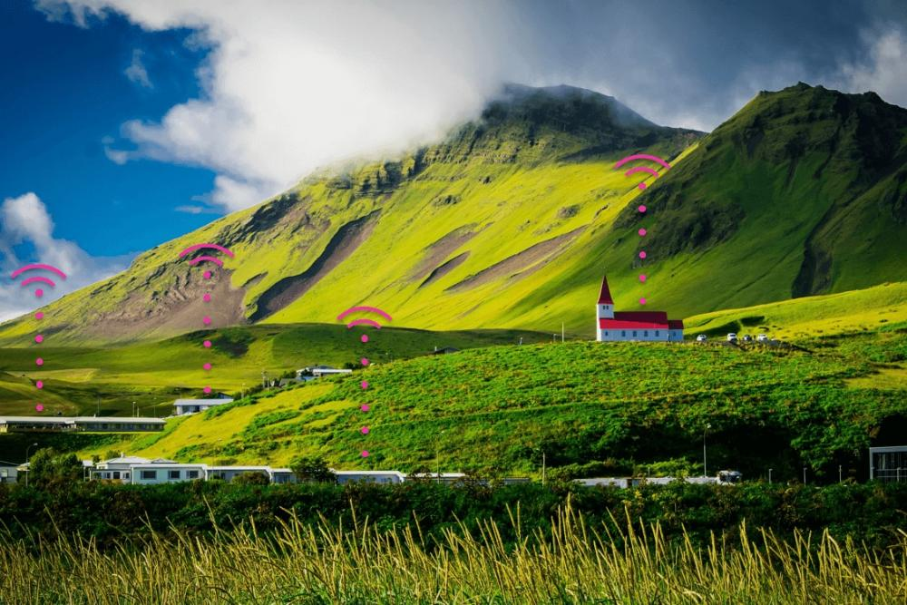 Everynet and Lýsir partner to officially launch their LoRaWAN network in Iceland
