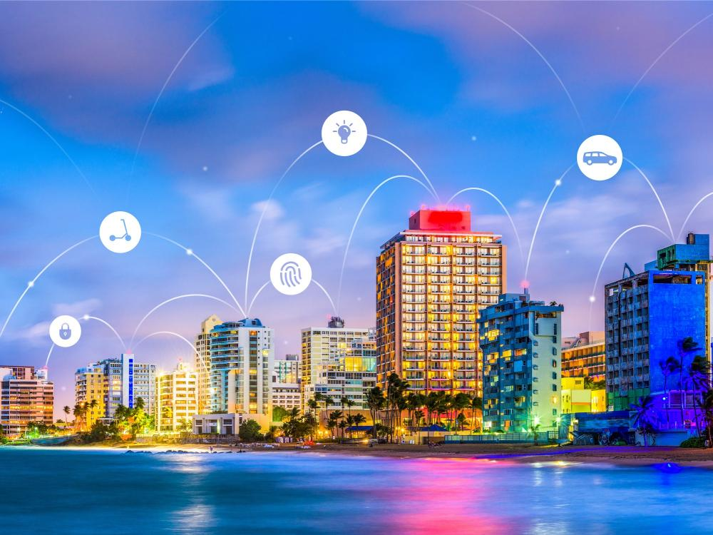 Everynet launches the secure IoT network to digitalize Puerto Rico's critical infrastructure