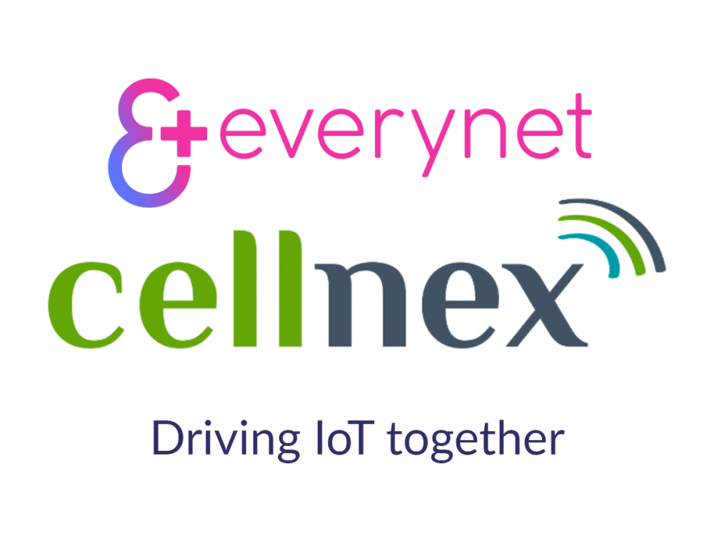 Cellnex and Everynet sign an agreement to rollout IoT networks in Italy, the UK and Ireland