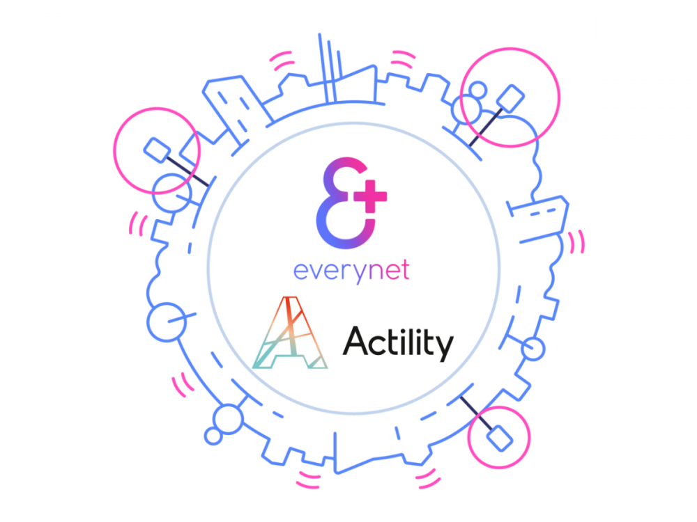 Everynet and Actility Announce Seamless Integration of LoRaWAN® Networks Worldwide
