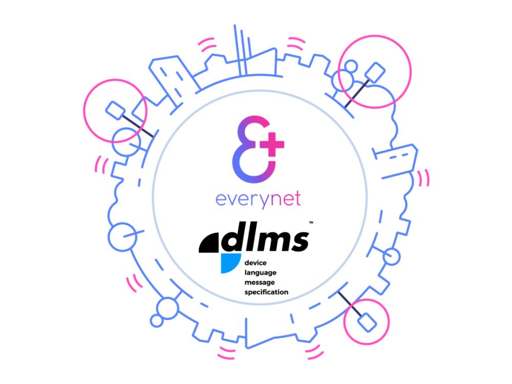 Everynet Joins DLMS UA to foster LoRaWAN over DLMS for Advanced Metering Infrastructure (AMI) focused on energy